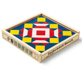 atelier fischer zauberkästli mosaik | 64 holzwürfel