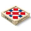 zauberkästli mosaik | 25 holzwürfel