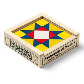 atelier fischer zauberkästli mosaik | 16 holzwürfel