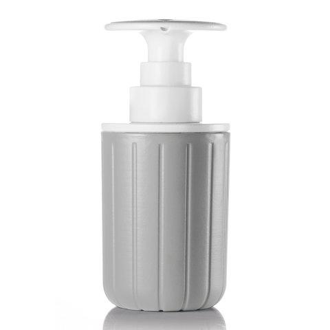 spülmittelspender | grau-weiß