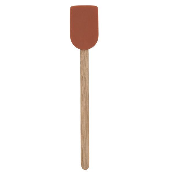 rig-tig by stelton easy teigschaber aus eichenholz | gross - design cecilie manz