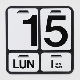 danese milano formosa kalender von enzo mari