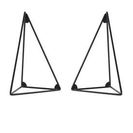 maze interior pythagoras regalhalterung | 2 stück