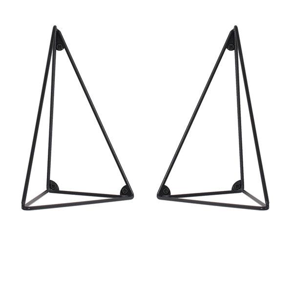 maze interior pythagoras regalhalterung   2 stück - design gustav rosén
