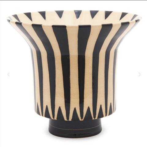 vase hedwig bollhagen | ritz dekor - vase 350 dekor 319