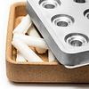 stumpastaken original kerzenhalter | 16 kerzen - design jonas torstensson