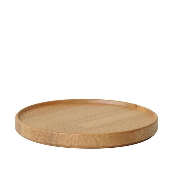 hasami porcelain hasami deckel aus eschenholz | Ø 18,5 cm – design takuhiro shinomoto