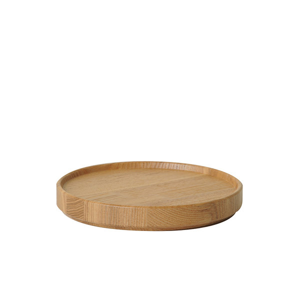 hasami porcelain hasami deckel aus eschenholz | Ø 14,5 cm – design takuhiro shinomoto