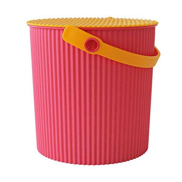omnioutil eimer | pink-orange - design hachiman kasei
