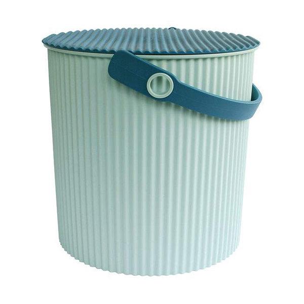 omnioutil eimer | hellblau-blau - design hachiman kasei