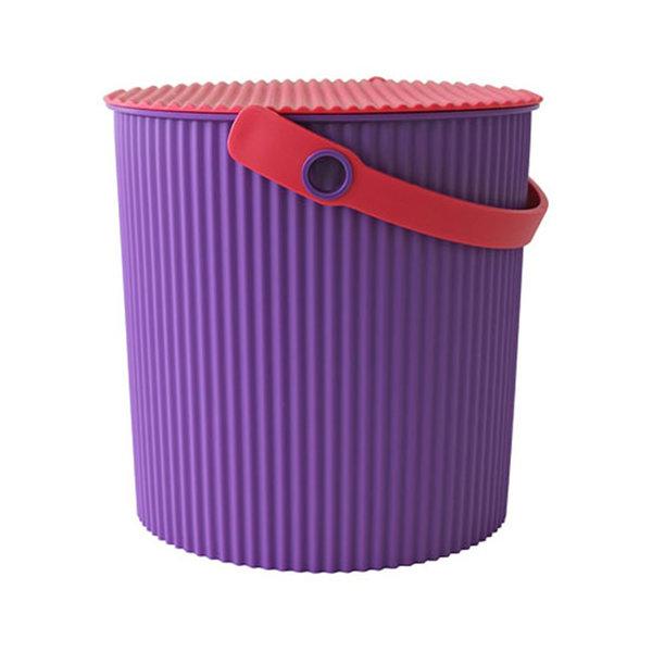 omnioutil eimer | violett-pink - design hachiman kasei