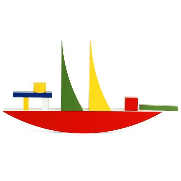 naef original bauhaus modell: bauhaus-bauspiel – design alma siedhoff-buscher
