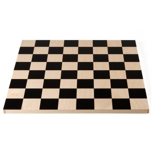 naef schachbrett für die bauhaus-schachfiguren – design naef