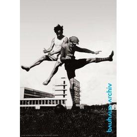 bauhaus-shop poster: fotografie sport am bauhaus von t.lux feininger