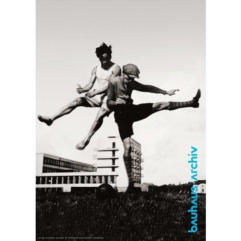 poster: fotografie sport am bauhaus von t.lux feininger