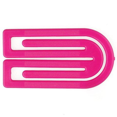 king klips büroklammern | 50mm pink