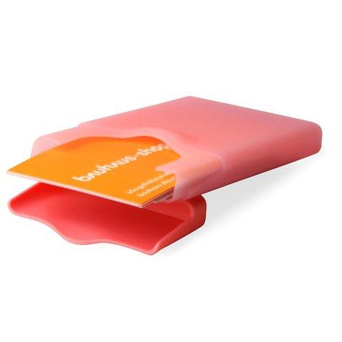 hiby visitenkartenhalter | pink