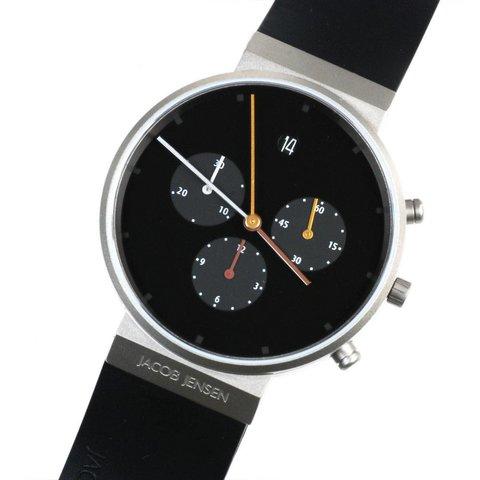 armbanduhr jacob jensen | 600 chronograph