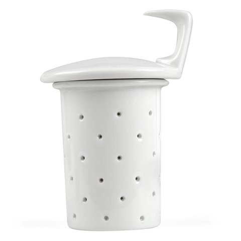 tac weiß | sieb+siebdeckel für teekanne 1,35 l
