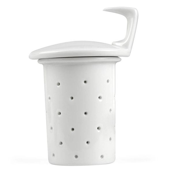 rosenthal tac weiß | sieb+siebdeckel für teekanne 1,35 l – design walter gropius