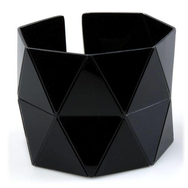 judith höfel saturday night armreifen | schwarz – design judith hoefel