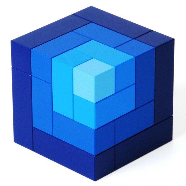 naef cubicus | blau – design peer clahsen