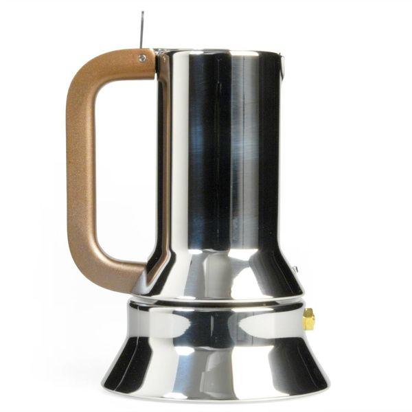 alessi 9090 espressokanne | 1 tasse – design richard sapper