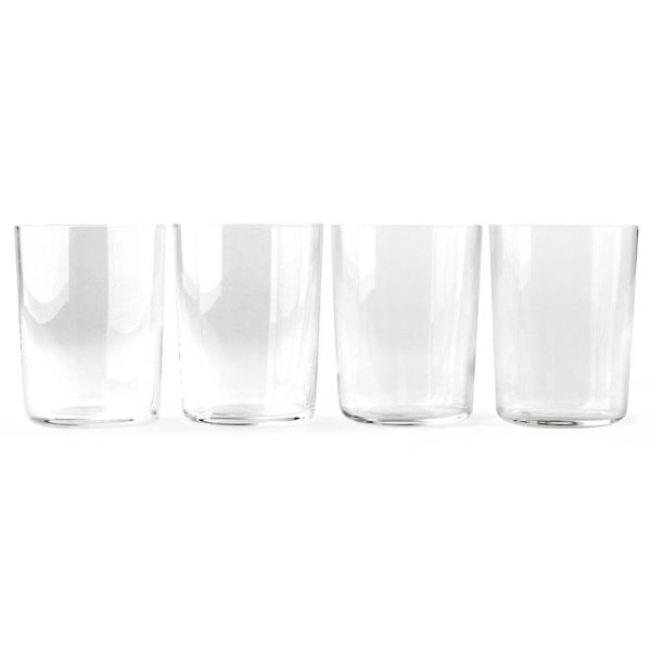 alessi glass family | weisswein 4 stück – design jasper morrison