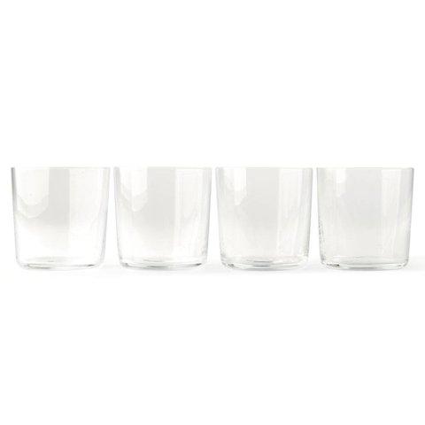 glass family | wasserglas 4 stück