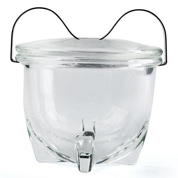 jenaer glas eierkoch 2 wagenfeld – design wilhelm wagenfeld