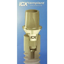 Systemtausch Implantate  ICX