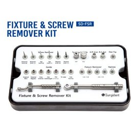 Surgident Implant und Scrue Remover Kit