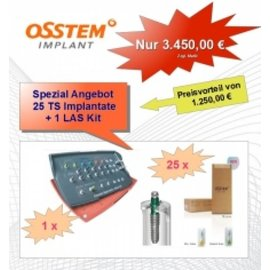 OSSTEM LAS-KIT Angebot