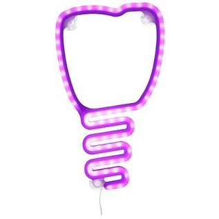 LED-Implant Zahn