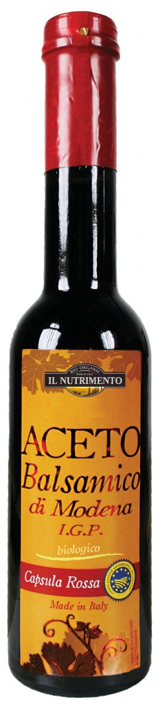 Il Nutrimento Balsamico azijn uit Modena I.G.P. - Rode Dop