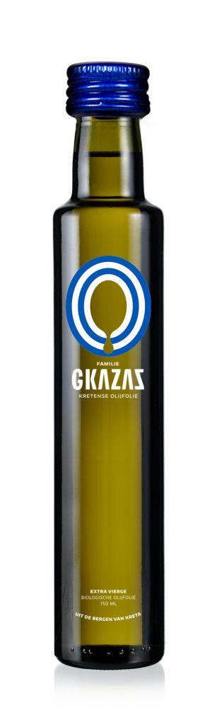 Gkazas Biologische olijfolie extra vergine uit Kreta, Griekenland
