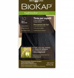 Biokap Nutricolor 1.00 Natuurlijk zwart