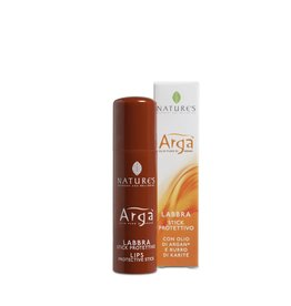 Nature's Lippenbalsem met Argan olie