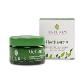 Nature's Vetiverde gezichts- en aftershave crème