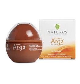 Nature's Verstevigende gezichtscrème met Argan olie