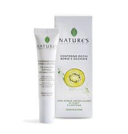 Nature's Oogcontour crème met kiwi extract