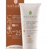 Nature's Zonnebrandcrème gezicht en lippen SPF 25
