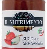 Il Nutrimento Pittige pastasaus 'all'arrabbiata' - glutenvrij