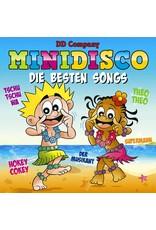Minidisco Die Besten Songs, Duitse CD