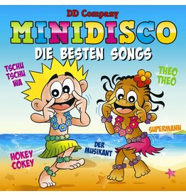 Minidisco Die Besten Songs German CD