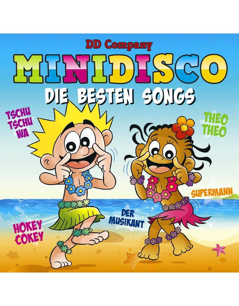 Minidisco Die Besten Songs , alemán CD
