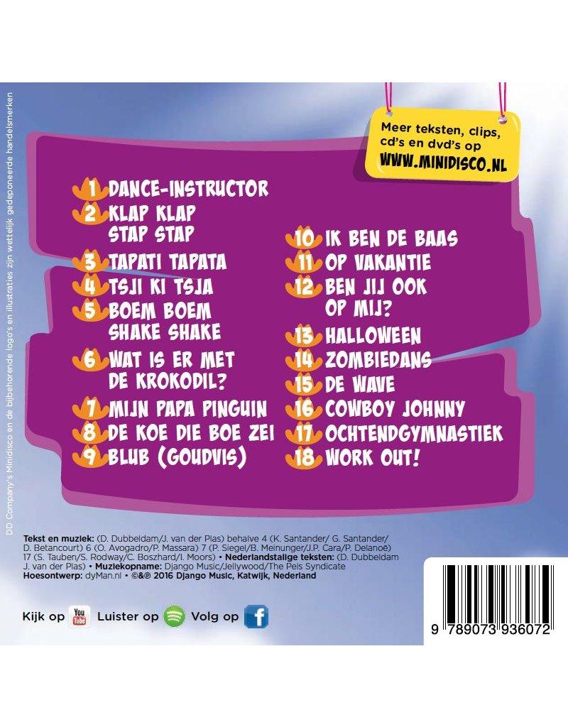 Minidisco Dutch songs CD #3