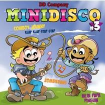 Minidisco CD #4 niederländische Lieder