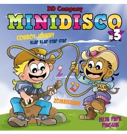 Minidisco Dutch songs CD #3