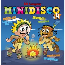 Minidisco CD #4 canciones Holandesas